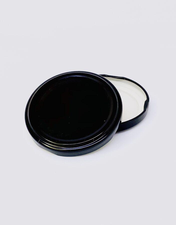 Burkas vāciņš T66, melns